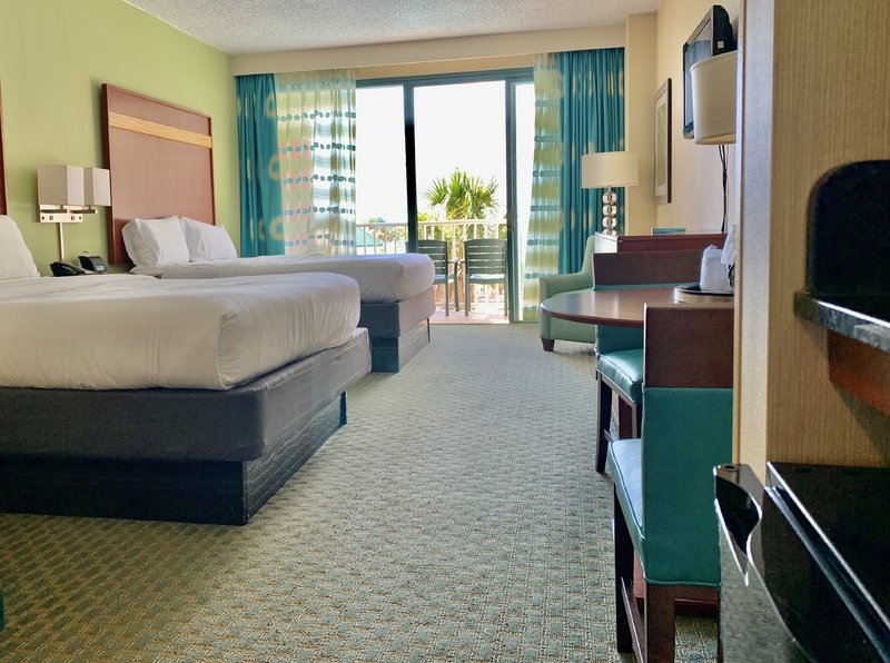 Holiday Inn Hotel & Suites Virginia Beach - North Beach-Two Queen Beds Pool/Oceanview<br/>Image from Leonardo