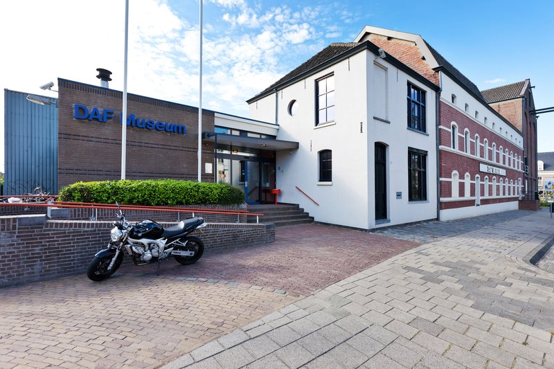 Holiday Inn Eindhoven-DAF Museum<br/>Image from Leonardo