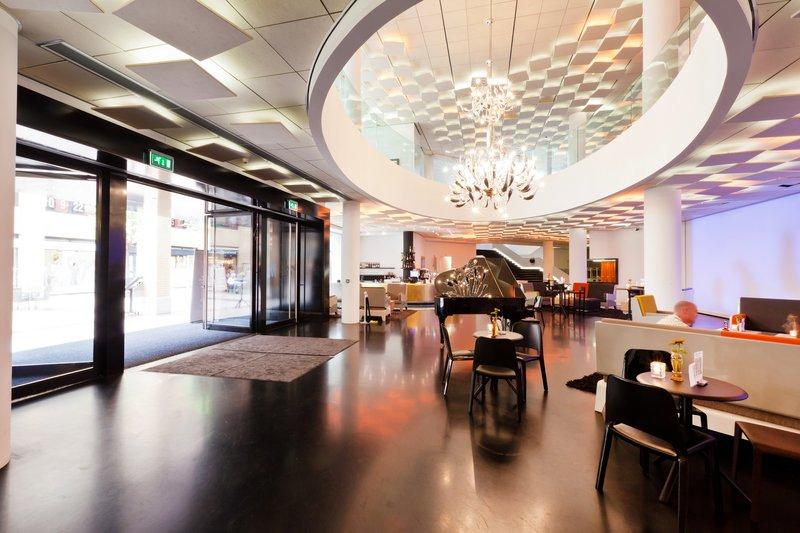 Holiday Inn Eindhoven-Music Center Frits Philips<br/>Image from Leonardo