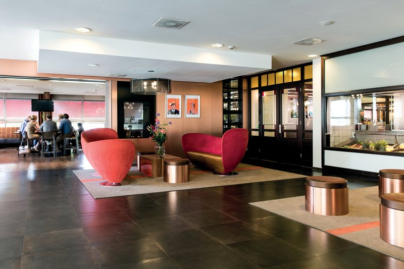 Holiday Inn Eindhoven-Hotel Lobby<br/>Image from Leonardo