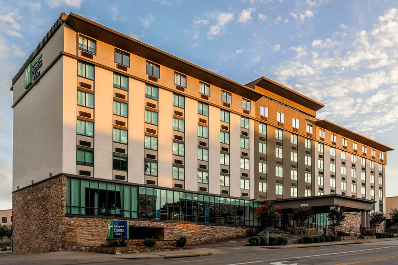 Holiday Inn Express and Suites Fort Worth Downtown-Holiday Inn Express & Suites Fort Worth Downtown<br/>Image from Leonardo