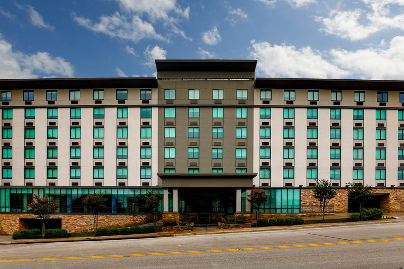 Holiday Inn Express and Suites Fort Worth Downtown-Hotel Exterior<br/>Image from Leonardo