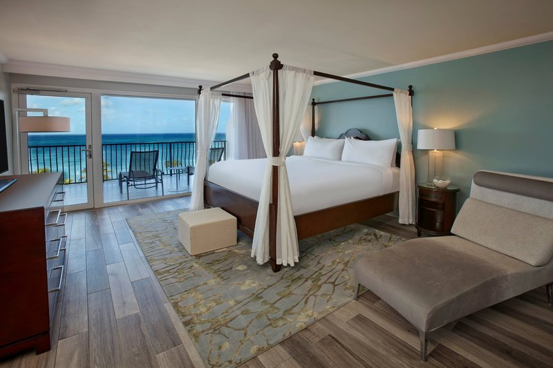 Aruba Marriott Resort - Governor´s Suite - Bedroom <br/>Image from Leonardo