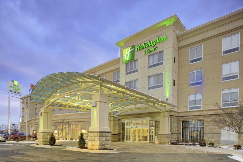 Holiday Inn Hotel & Suites Lima-Hotel Exterior<br/>Image from Leonardo