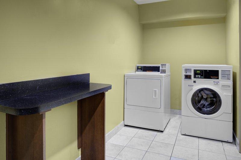 Holiday Inn Hotel & Suites Lima-Laundry Facility<br/>Image from Leonardo