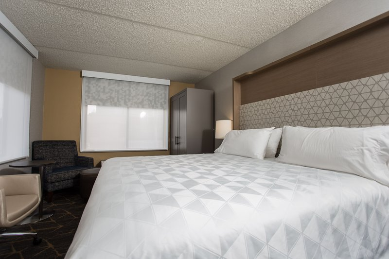 Holiday Inn Grand Rapids Downtown-King Corner City View Room<br/>Image from Leonardo