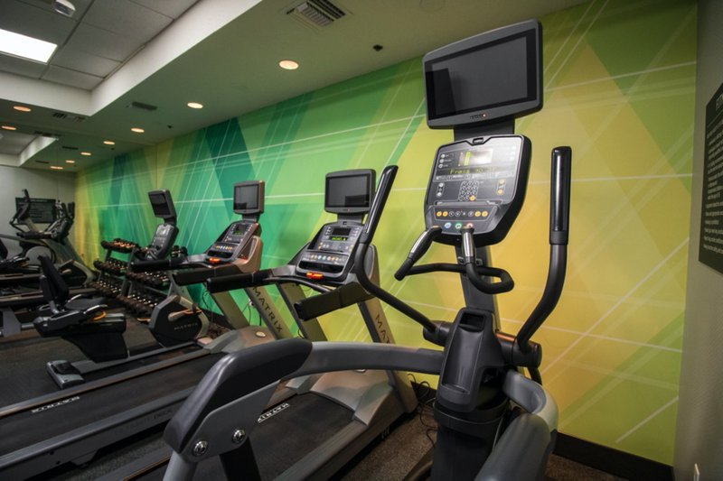 Holiday Inn Grand Rapids Downtown-State of the art equipement to keep you on the go!<br/>Image from Leonardo