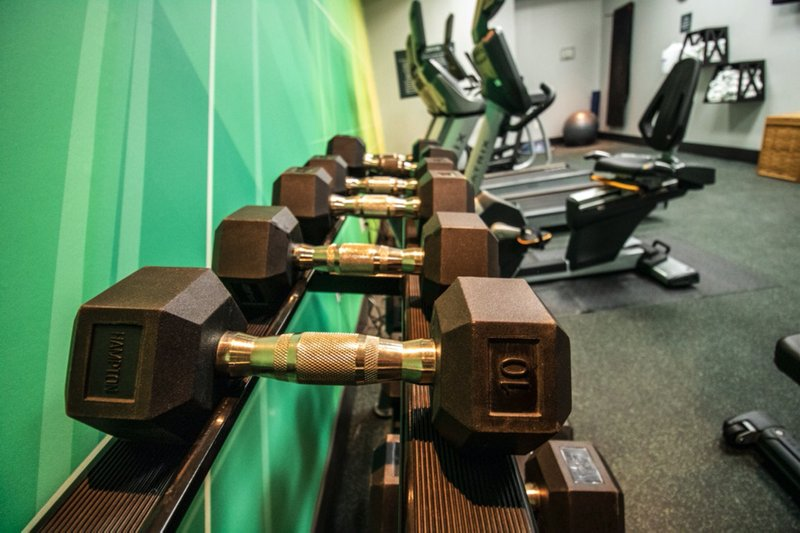 Holiday Inn Grand Rapids Downtown-Hand weights to yoga mats - we've some something for everyone<br/>Image from Leonardo