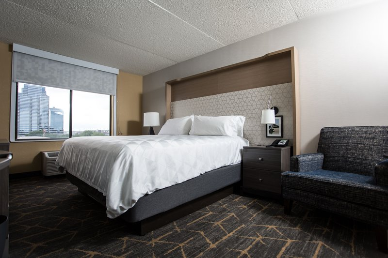 Holiday Inn Grand Rapids Downtown-King City View Room<br/>Image from Leonardo