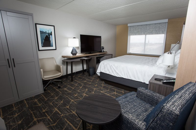 Holiday Inn Grand Rapids Downtown-King Standard<br/>Image from Leonardo