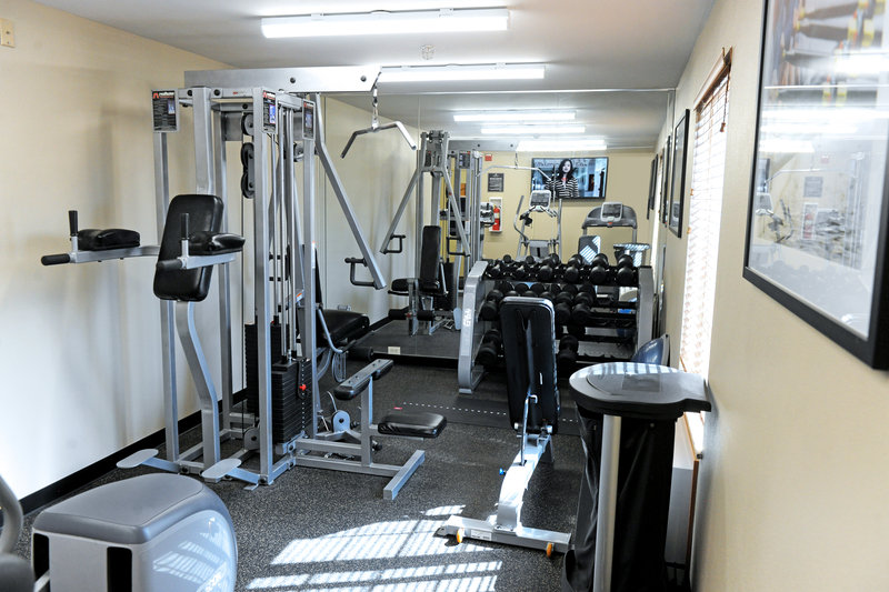 Candlewood Suites Santa Maria-Fitness Center<br/>Image from Leonardo