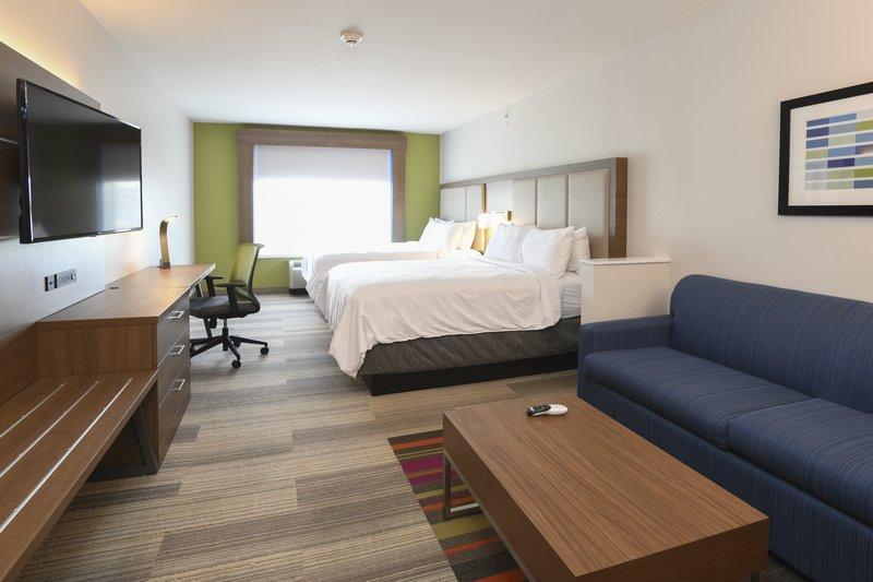 Holiday Inn Express & Suites Richwood - Cincinnati South-Suite<br/>Image from Leonardo