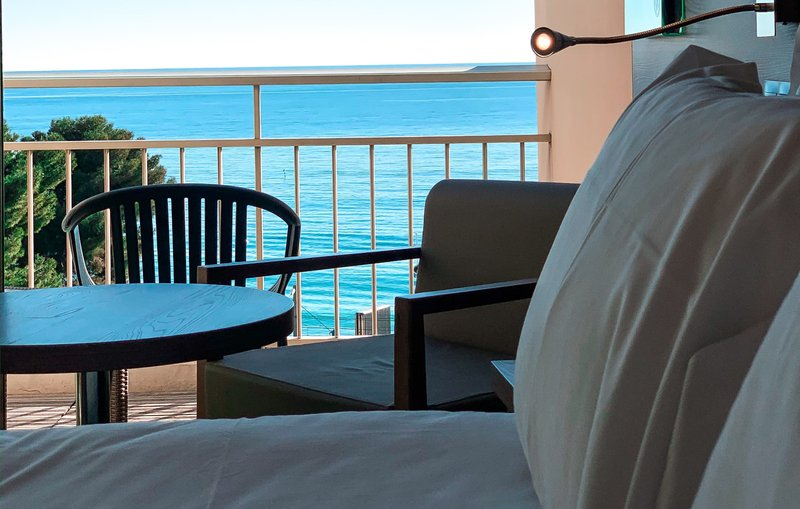 Holiday Inn Cannes-View from Hotel<br/>Image from Leonardo