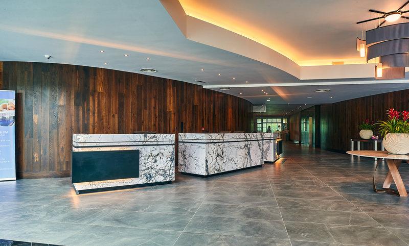 Crowne Plaza Marlow-Reception Desk<br/>Image from Leonardo
