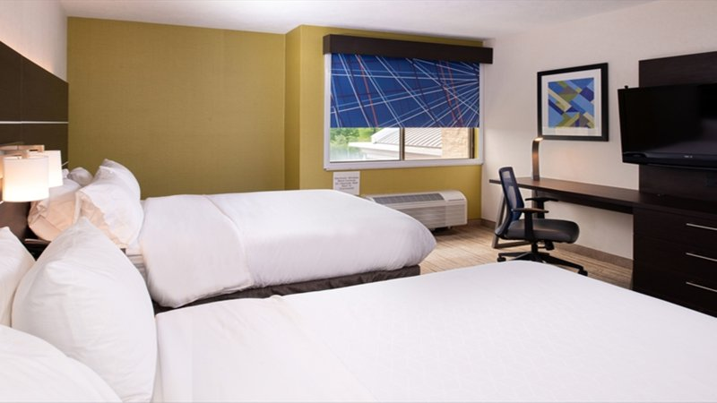 Holiday Inn Express Cincinnati West-Two Queen Beds<br/>Image from Leonardo