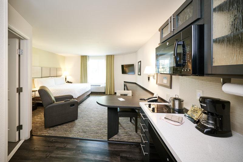 Candlewood Suites Santa Maria-Studio suite<br/>Image from Leonardo