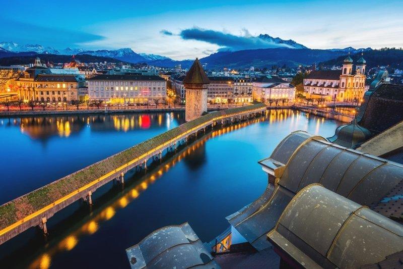 Hotel Des Alpes-View<br/>Image from Leonardo