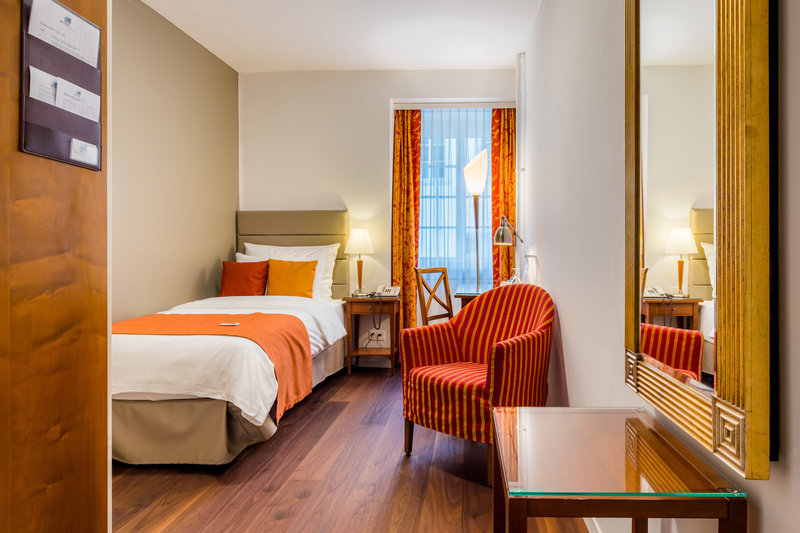 Hotel Des Alpes-Single Room<br/>Image from Leonardo