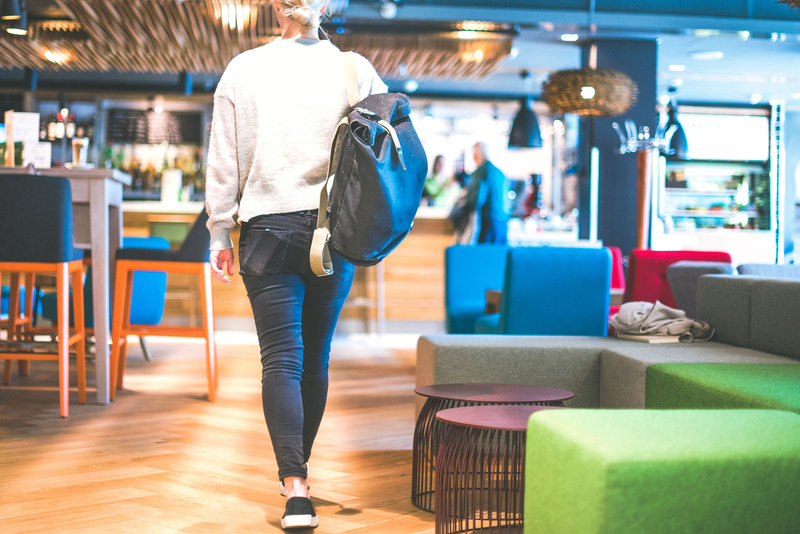 Holiday Inn Helsinki City Centre-Walk into our Open Lobby and enjoy a cup of tea<br/>Image from Leonardo