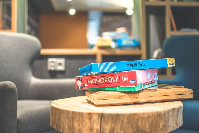 Holiday Inn Helsinki City Centre-Borrow one of our board games and challenge your friends<br/>Image from Leonardo