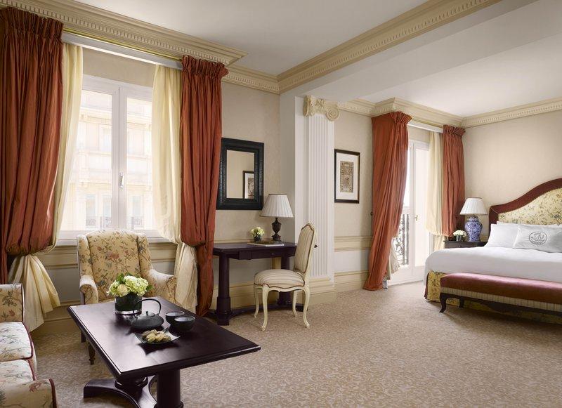 HOTEL METROPOLE MONTE CARLO-Junior Suite Deluxe Hotel Metropole MCWPryce<br/>Image from Leonardo