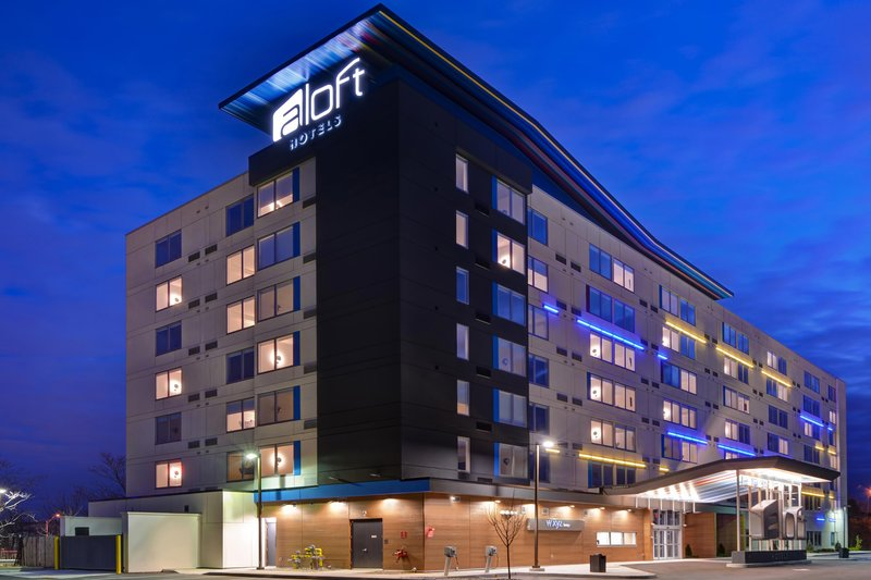 Aloft Secaucus Meadowlands-Exterior<br/>Image from Leonardo