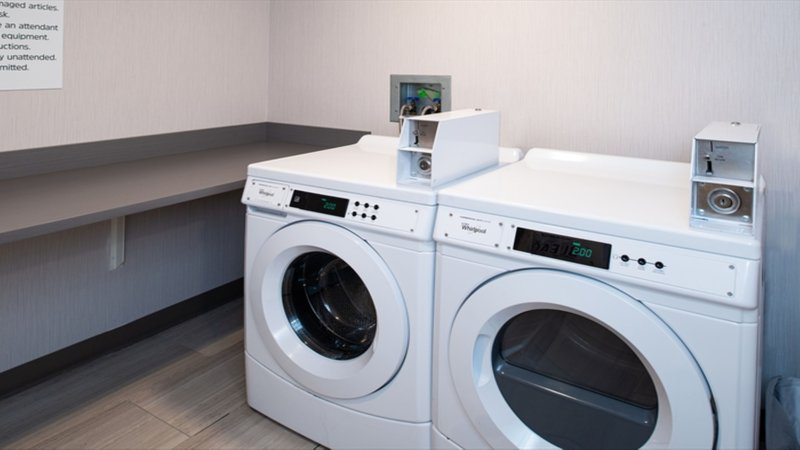 Holiday Inn Express Cincinnati West-Guest Coin Laundry<br/>Image from Leonardo