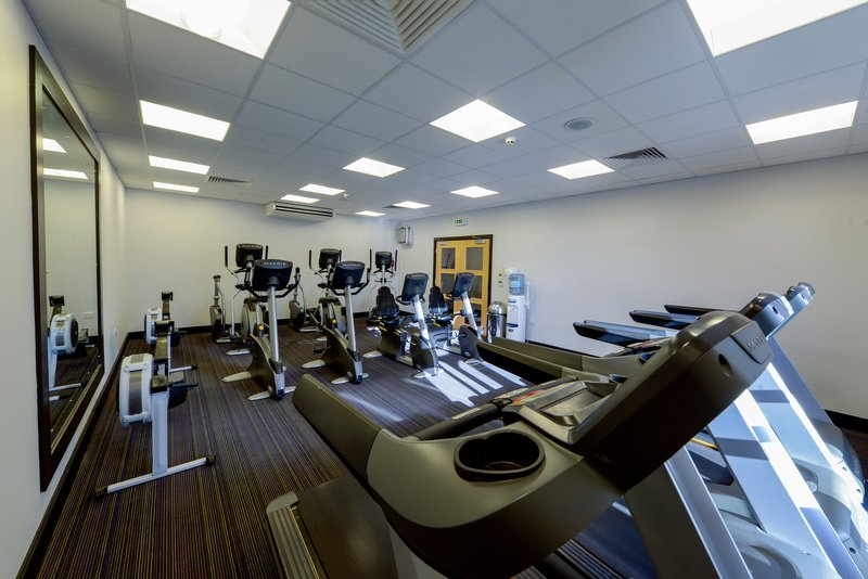Crowne Plaza Plymouth-Burn that excess energy in our cardiovascular gym<br/>Image from Leonardo
