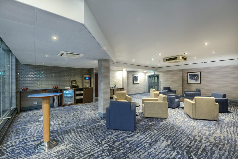 Crowne Plaza Plymouth-The meeting centre is perfect for breakout areas and refreshments<br/>Image from Leonardo