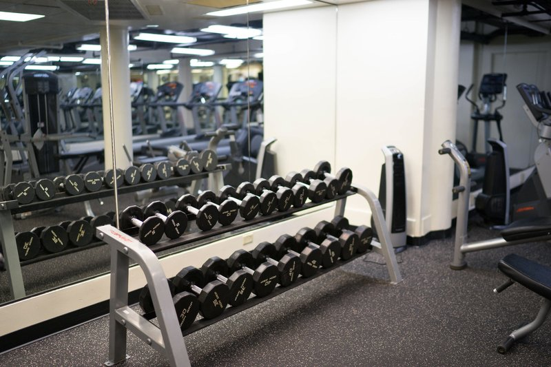 Outrigger Reef Waikiki Beach Resort - outrigger-reef-waikiki-beach-resort-interior-gym3.jpg <br/>Image from Leonardo