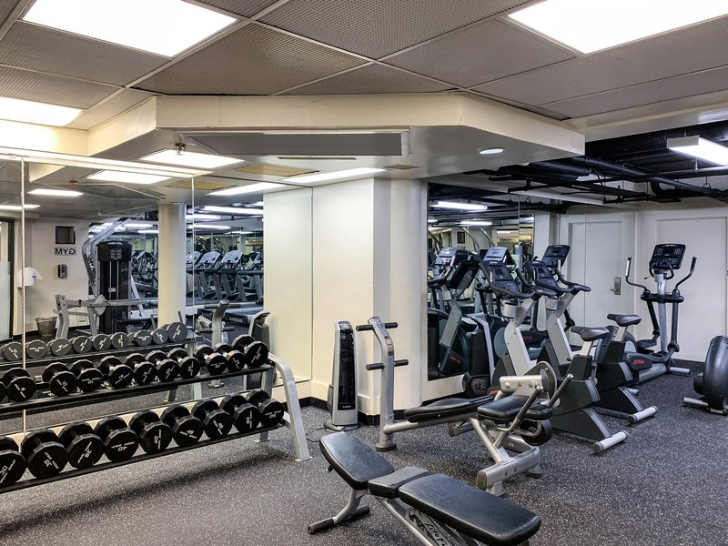 Outrigger Reef Waikiki Beach Resort - outrigger-reef-waikiki-beach-resort-interior-gym1.jpg <br/>Image from Leonardo