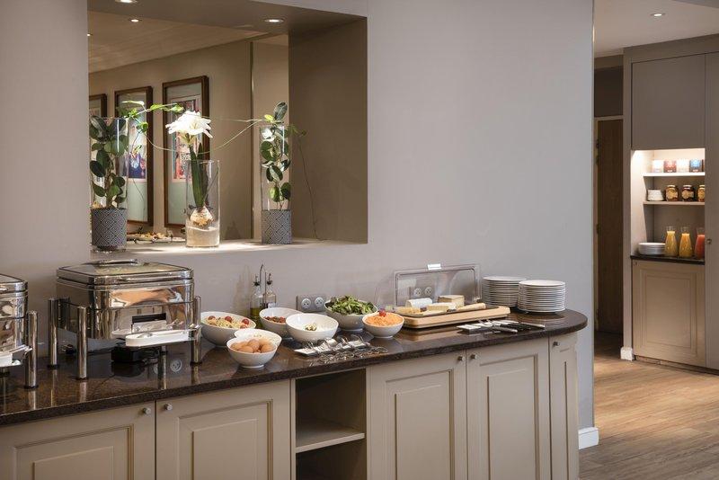 Le Littre Hotel - Breakfast GDS <br/>Image from Leonardo
