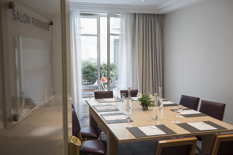 Le Littre Hotel - Meeting Room <br/>Image from Leonardo