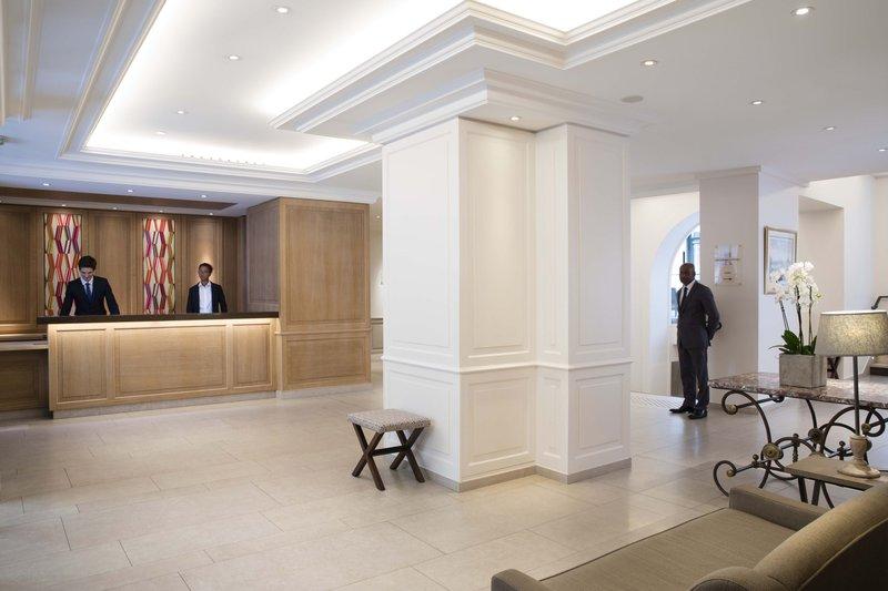 Le Littre Hotel - Lobby <br/>Image from Leonardo