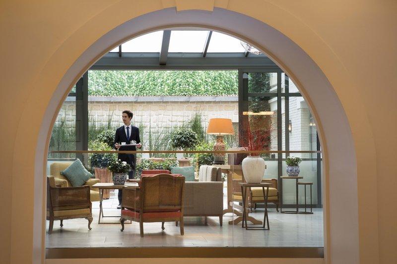 Le Littre Hotel - Recreation GDS <br/>Image from Leonardo