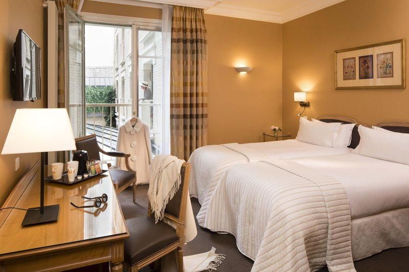 Le Littre Hotel - Standard Twin GDS <br/>Image from Leonardo
