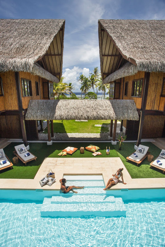 Vahine Island-Pool Villa Royale<br/>Image from Leonardo