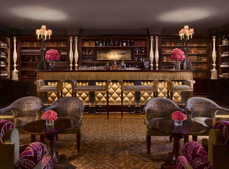 HOTEL METROPOLE MONTE CARLO-Bar Hotel Metropole MC<br/>Image from Leonardo