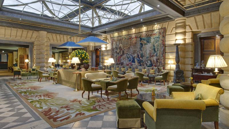 HOTEL METROPOLE MONTE CARLO-lobby<br/>Image from Leonardo