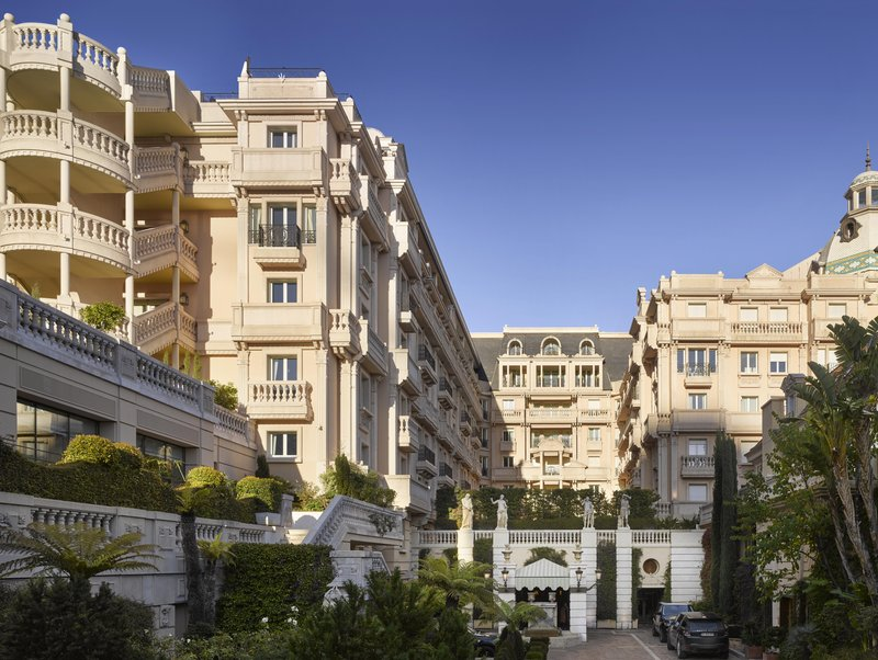 HOTEL METROPOLE MONTE CARLO-Hotel Metropole<br/>Image from Leonardo