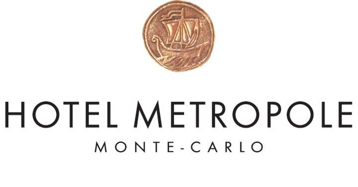 HOTEL METROPOLE MONTE CARLO-Logo Hotel Metropole MCQuadri<br/>Image from Leonardo