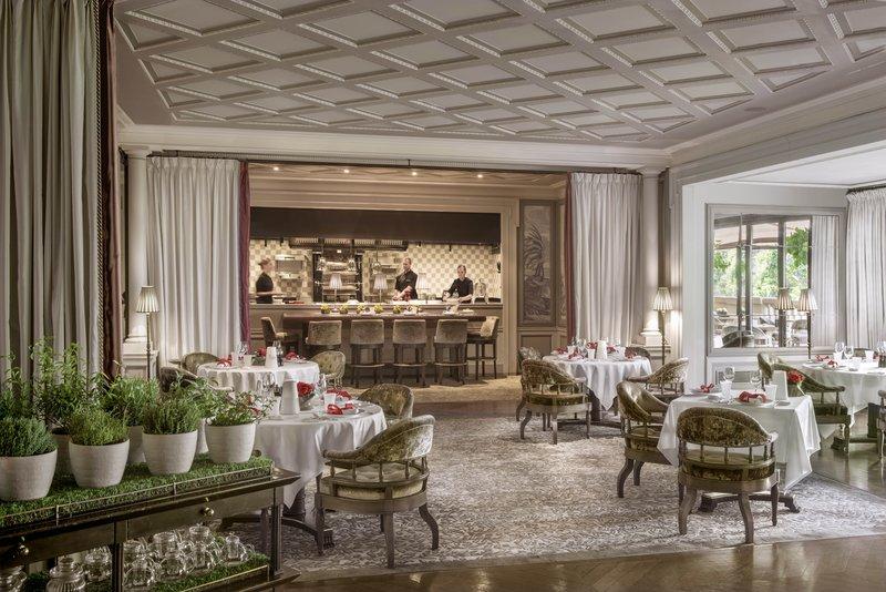 HOTEL METROPOLE MONTE CARLO-Restaurant Du MTropole<br/>Image from Leonardo