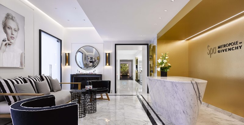 HOTEL METROPOLE MONTE CARLO-Reception Spa Metropole<br/>Image from Leonardo