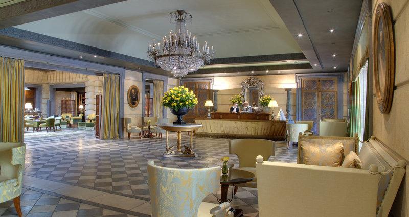 HOTEL METROPOLE MONTE CARLO-Salon Des Princes<br/>Image from Leonardo