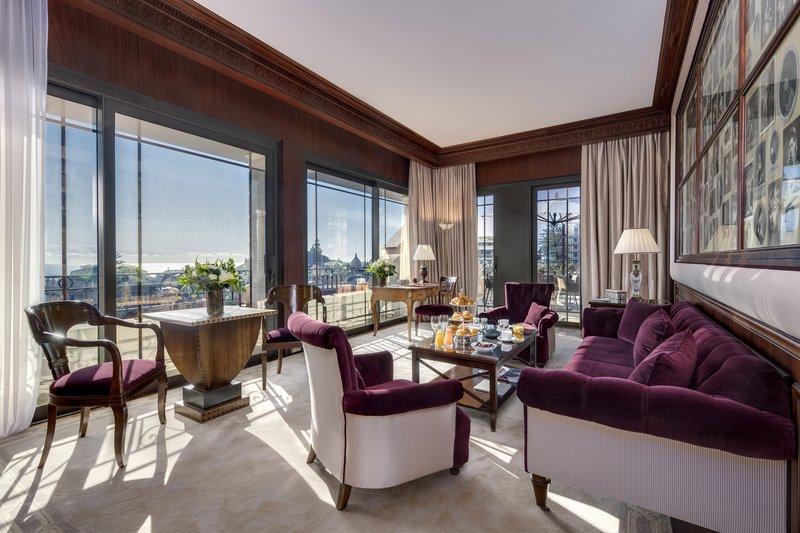 HOTEL METROPOLE MONTE CARLO-Suite Carr DOr<br/>Image from Leonardo