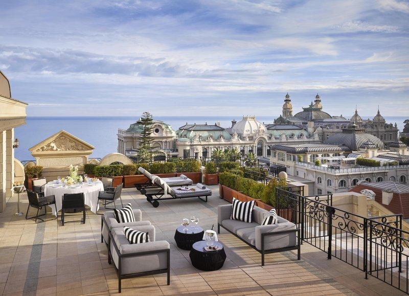 HOTEL METROPOLE MONTE CARLO-Terrasse Suite Carre DO<br/>Image from Leonardo
