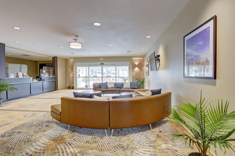 Candlewood Suites Safety Harbor-Hotel Lobby<br/>Image from Leonardo