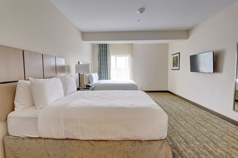 Candlewood Suites Safety Harbor-Queen Bed Guest Room<br/>Image from Leonardo