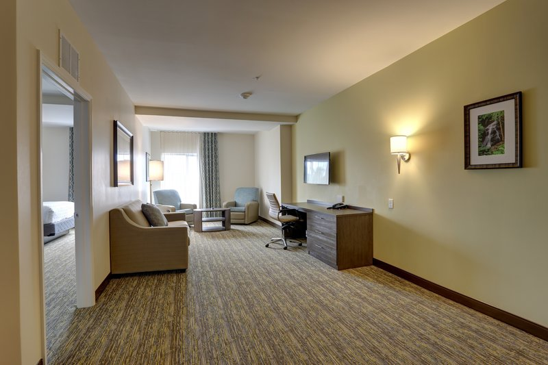 Candlewood Suites Safety Harbor-Guest Room- <br/>Image from Leonardo