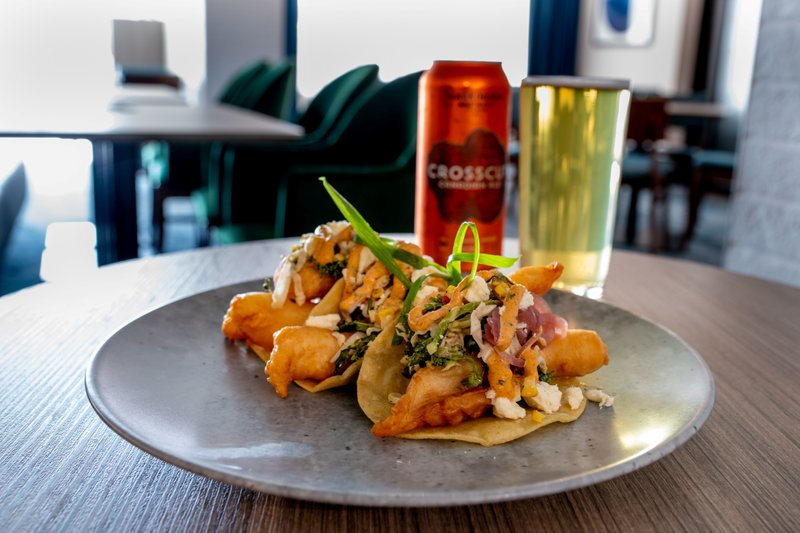 Holiday Inn Kingston - Waterfront-Best fish tacos in town at Wharf & Feather Waterfront restaurant<br/>Image from Leonardo